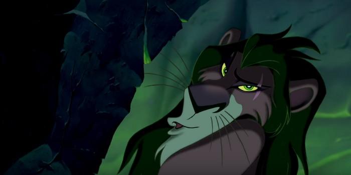 Scar a (peut-être) trouvé sa voix dans la version live du Roi Lion !
