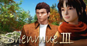 Présent à la Gamescom 2017, Shenmue III nous donne une nouvelle fois de quoi nous rassasier jusqu'à sa future sortie.