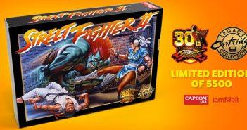 Pour fêter les 30 ans de Street Fighter II, des cartouches Super Nintendo version américaines sortiront à un nombre limité.