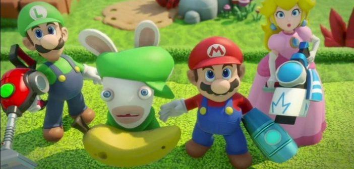 [Test] Mario + The Lapins Crétins Kingdom Battle, ça va smasher !
