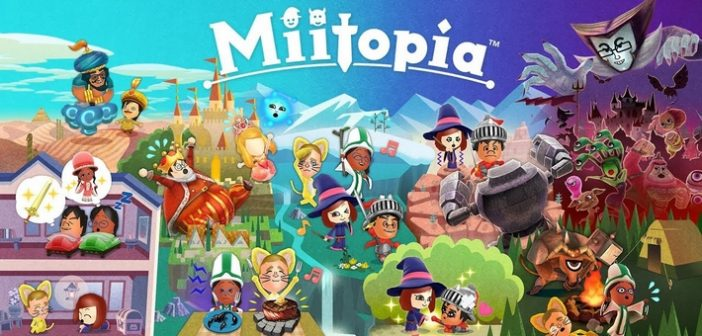 [Test] Miitopia, un titre déjanté aux multiples qualités !