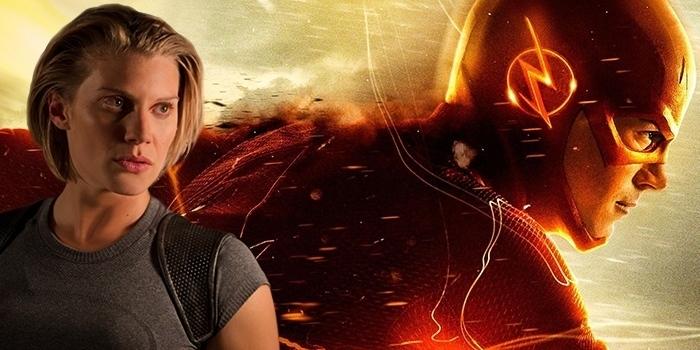 The Flash : Katee Sackhoff sera une méchante dans la saison 4 !