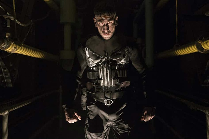 The Punisher : la première photo officielle de Jon Bernthal en costume !