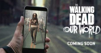 The Walking Dead se transforme en un jeu mobile à la Pokémon Go !