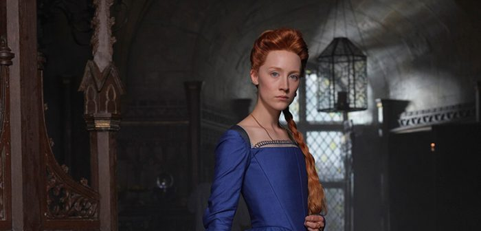 Mary Queen of Scots explore celles de Mary Stuart, jouée par Saoirse Ronan dont on peut admirer un premier cliché.