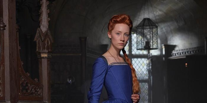 Mary Queen of Scots explore celles de Mary Stuart, jouée par Saoirse Ronan dont on peut admirer un premier cliché.