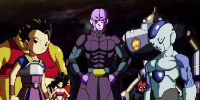 Dragon Ball Super révèle les deux combattants secrets de l'univers 6 ! (Spoilers)