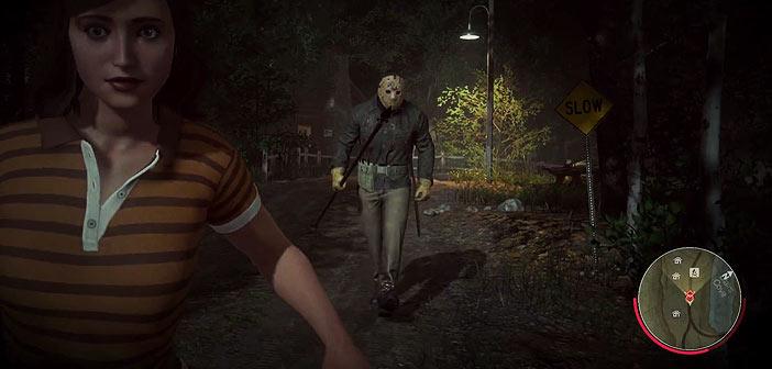 Le jeu vidéo basé sur le célèbre slasher Vendredi 13 à contre toute attente su attirer les foules au dépend de la technique.