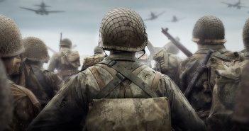 Call of Duty WWII dévoile un nouveau trailer pour sa bêta privée !