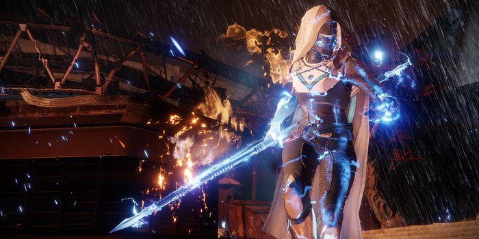 Destiny 2 dévoile son Trailer de lancement