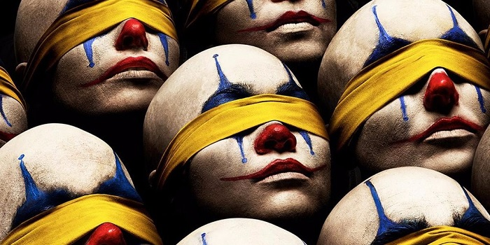 American Horror Story cult affiche