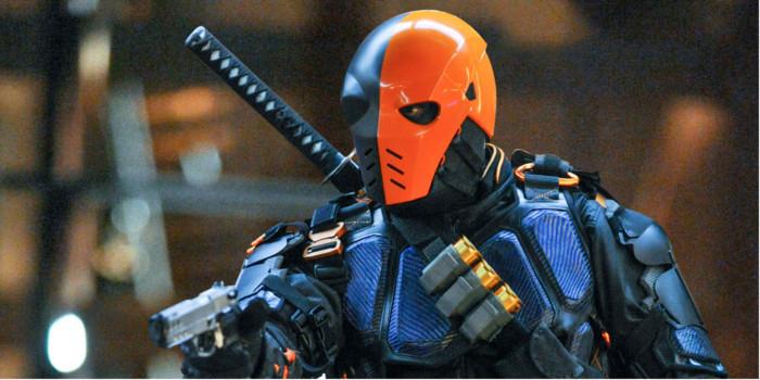 Arrow saison 6 : le fils de Deathstroke sera de la partie