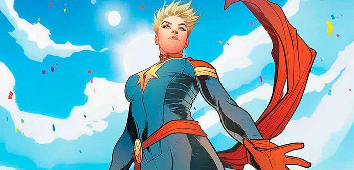 Captain Marvel aperçue sur le tournage d'Avengers 4 !