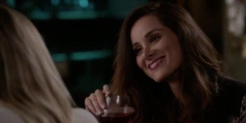 Grey's Anatomy Carina