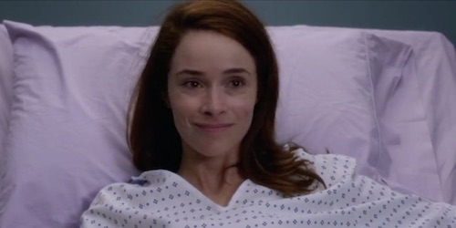 Grey's Anatomy Megan