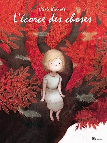 [Critique Livre] L'écorce des choses le récit tendre et sans voix d'une petite fille sourde