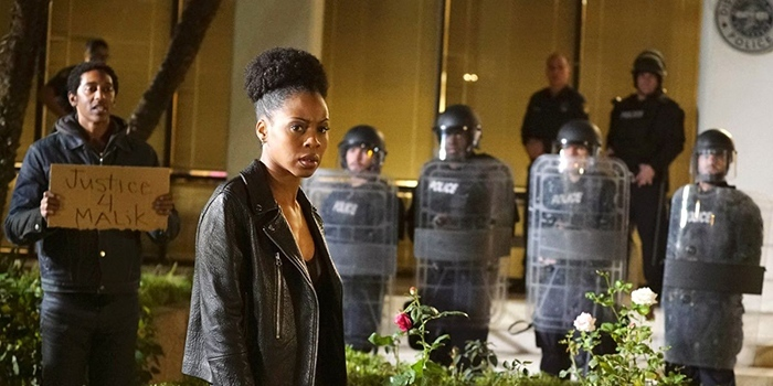 [Critique] Rebel saison 1 épisode 1 : Jessica Jones à Harlem