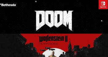 Doom et Wolfenstein II: The New Colossus arrivent sur Switch !
