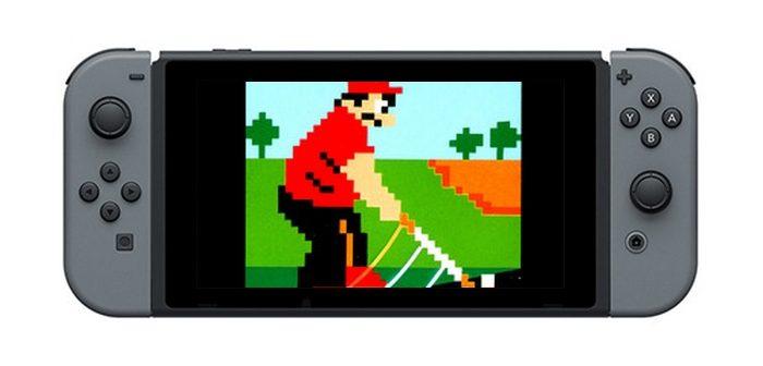 La Switch cache un émulateur NES avec un jeu inclus !