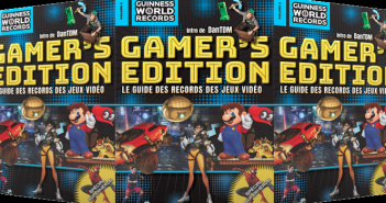 Guinness World Records Gamer's Edition 2018, quels sujets parlera t-il ?