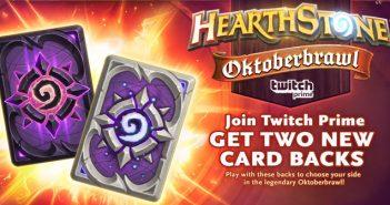 Les développeurs de chez Blizzard en association avec Twitch nous annoncent l'arrivée d'un nouvel événement pour HearthStone.