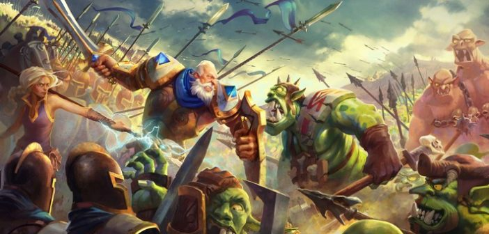 InnoGames redonne vie à Warlords avec Warlords of Aternum