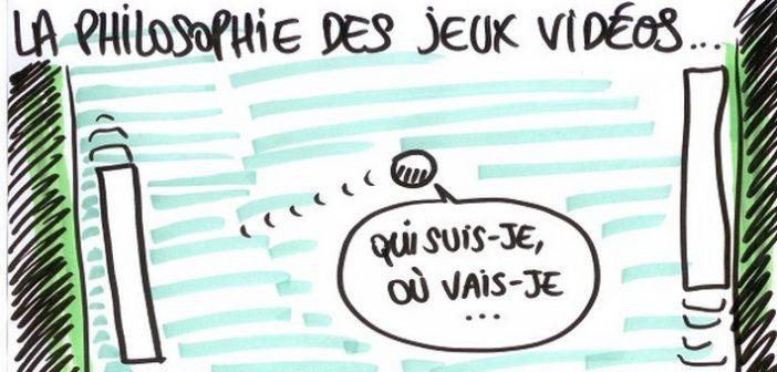 France Culture La philosophie des jeux vidéos par Louison pour le Forum d'Avignon en collaboration avec Cartooning for Peace 2013