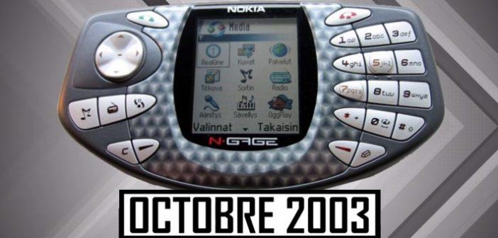 La pire console de tous les temps Nokia Ngage
