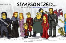 La saison 29 des Simpson jouera au Game of Thrones !