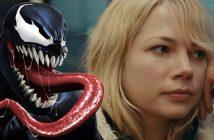 Venom : Michelle Williams rejoindrait-elle Tom Hardy ?