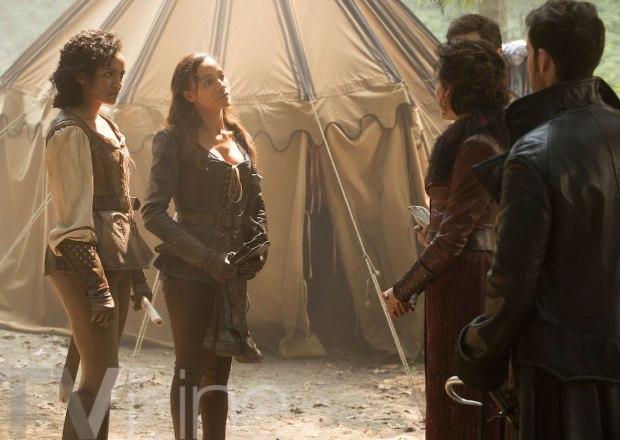 Once Upon a Time : premier aperçu de la princesse Tiana !