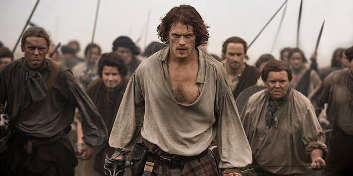 Outlander bataille Culloden