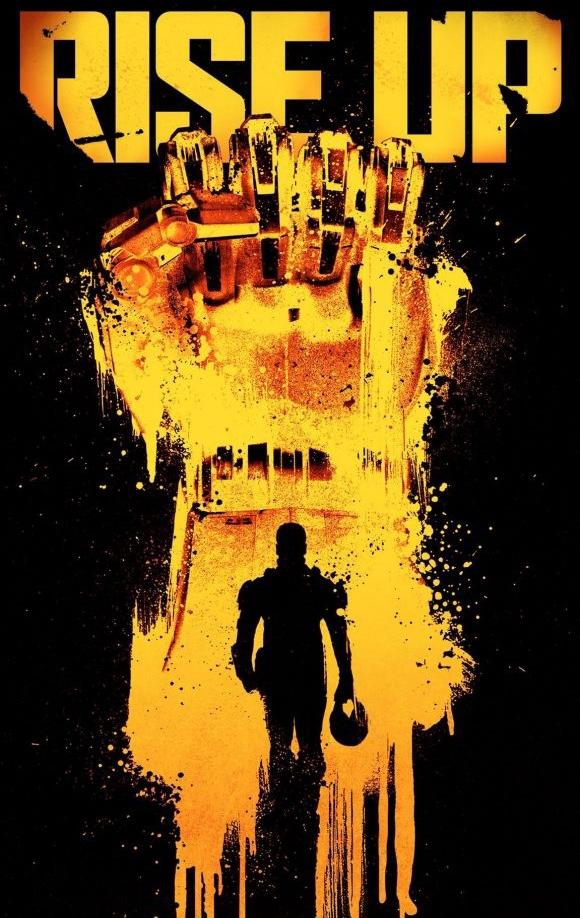 Pacific Rim : Uprising – Jon Boyega au centre d'une première affiche !