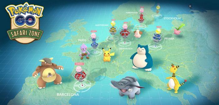 Pokémon GO Safari Zone ce qui vous attend pour le 16 septembre !