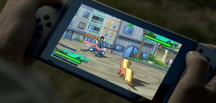 Pokémon sur Nintendo Switch, de nombreuses possibilités envisagées ?