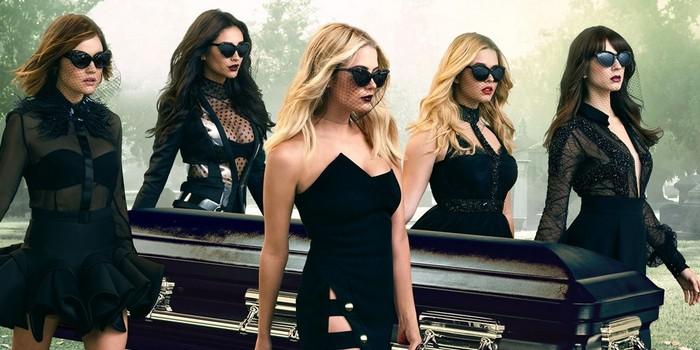 Alison et Mona stars d'un nouveau spin-off — Pretty Little Liars