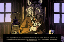 [Preview] Where The Water Tastes Like Wine, diable, voici du surprenant folklore américain !