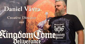 [Rencontre] Daniel Vavrá se confie sur Kingdom Come: Deliverance