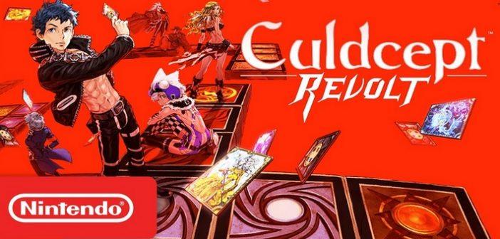 [Test] Culdcept Revolt, n'est pas Yu-Gi-Oh qui veut !