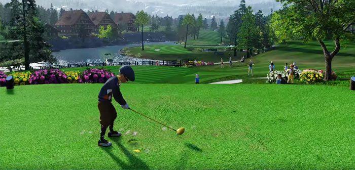 [Test] Everybody's Golf : ressortez vos clubs sur PS4 !