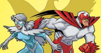 Titans : les super-héros Hawk et Dove au casting