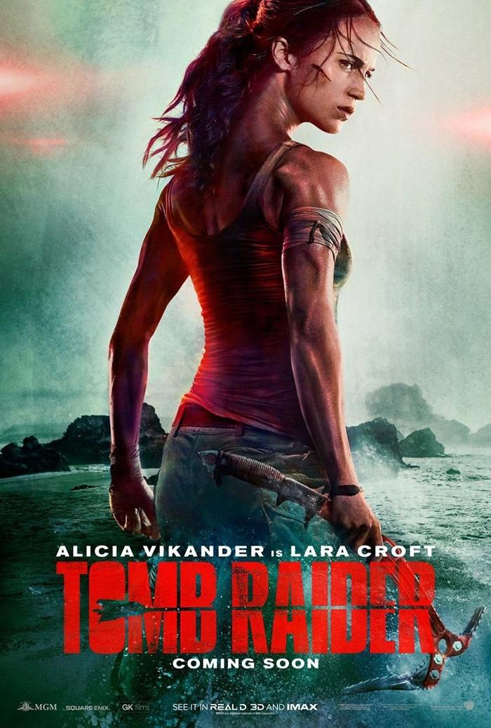 Tomb Raider : la légende commence avec ce premier teaser du film !