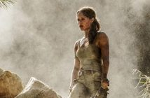 Tomb Raider : une nouvelle photo de Alicia Vikander en Lara Croft !