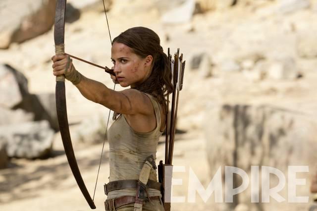 Tomb Raider : une nouvelle photo de Alicia Vikander en Lara Croft !