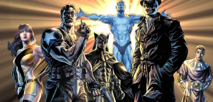 Watchmen : la série de Damon Lindelof entre en production