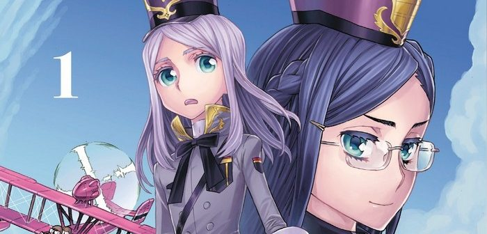[Critique Manga] Winged Mermaids Tome 1 : décollage réussi