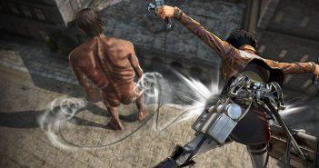 A.O.T.2 dévoile les plateforme du deuxième opus Attack on Titan !