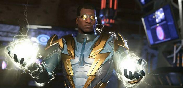 Black Lightning révélé dans un trailer d'Injustice 2 dédié à Raiden !