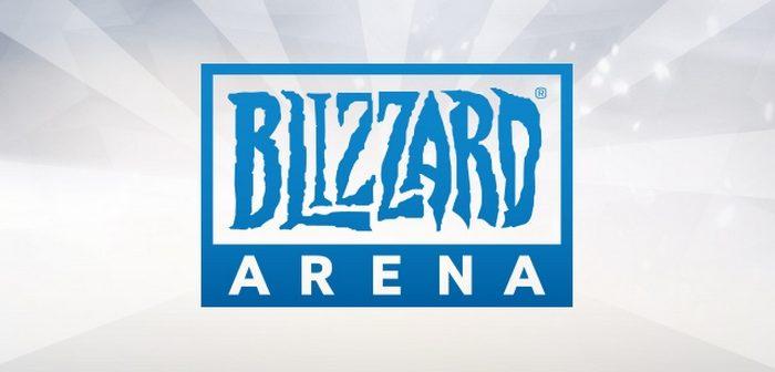 Blizzard ouvre la Blizzard Arena pour ses événements eSport !