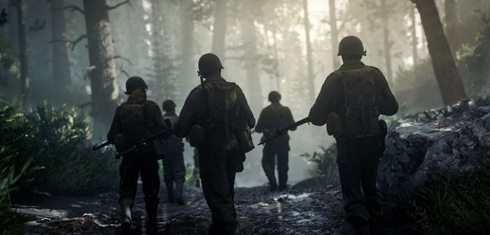 Call of Duty WWII dévoile sa nouvelle bande-annonce !